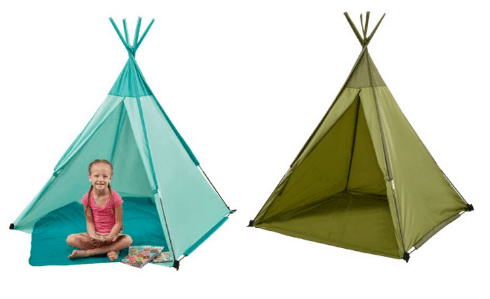 Magellan Kids TeePee Tent only $17 99!