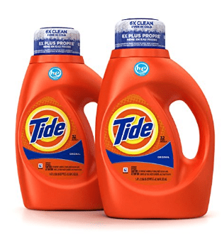 Top Amazon Laundry Detergent Deals