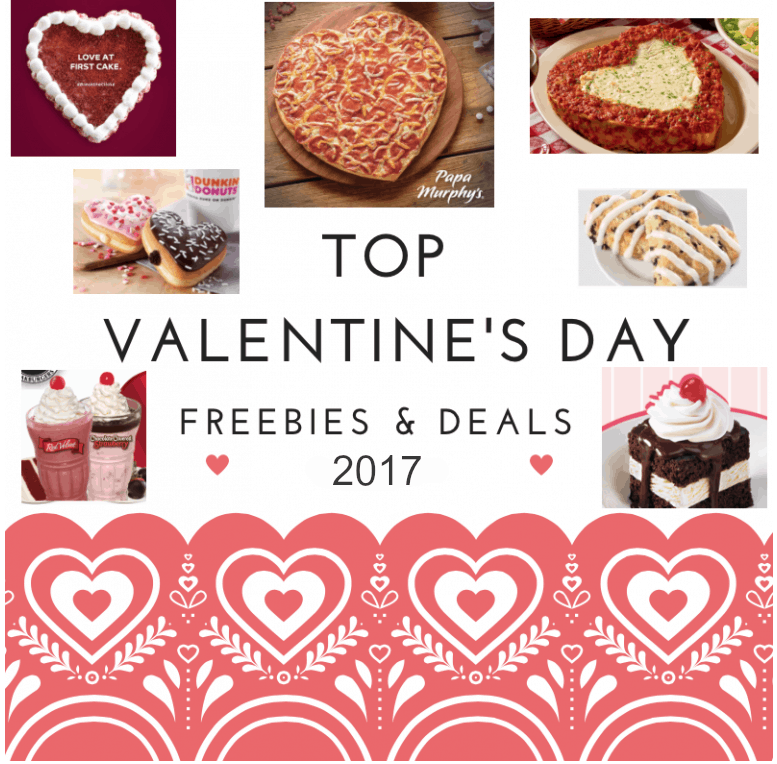 ultimate valentines day 2017 restaurant deals freebies