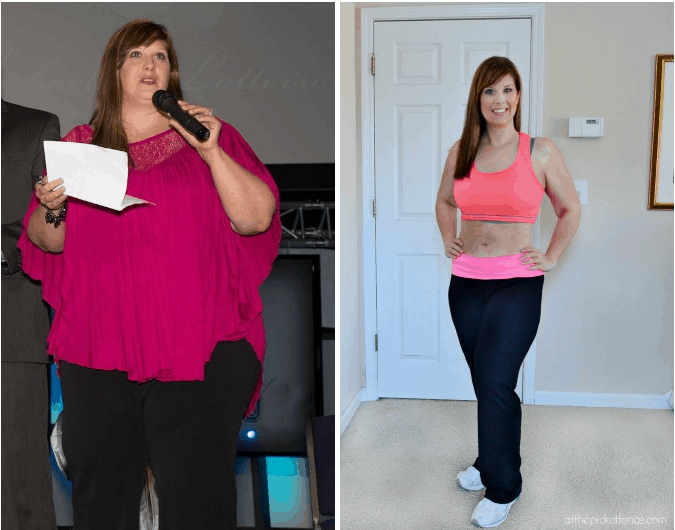 Check out how Heather's amazing weight loss journey on her blog At The  Picket Fence! She lost 100 pounds by making physical, mental, and spiritual  changes ...