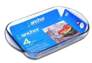 Anchor 4-Quart Bake Dish