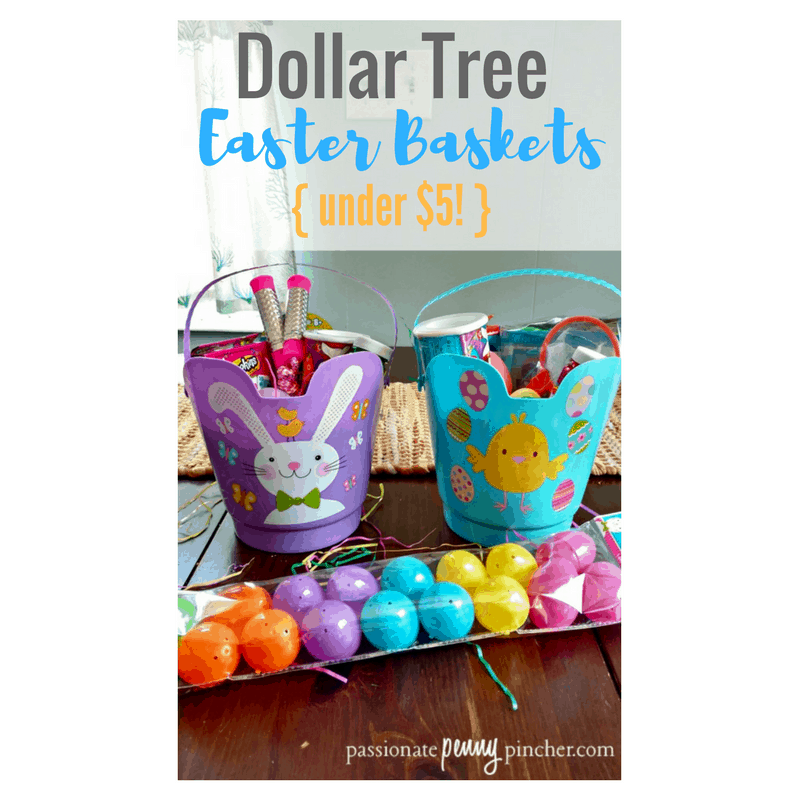 Dollar tree easter basket fillers build a basket under 5 the bank when it comes to building the kids easter baskets especially if theyre younger also check out my post 10 amazon easter basket fillers negle Gallery