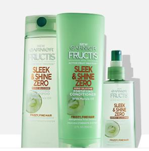 Garnier Sleek & Shine Zero Hair Care