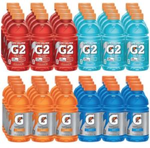 Gatorade 12 oz Thirst Quencher Bottles