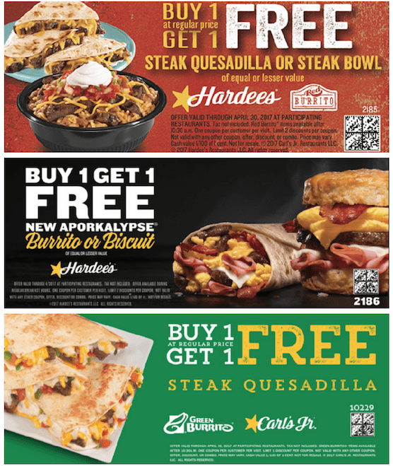 image about Hardee's Printable Coupons named Hardees discount codes chook tenders / Hefty sequence coupon code 2018