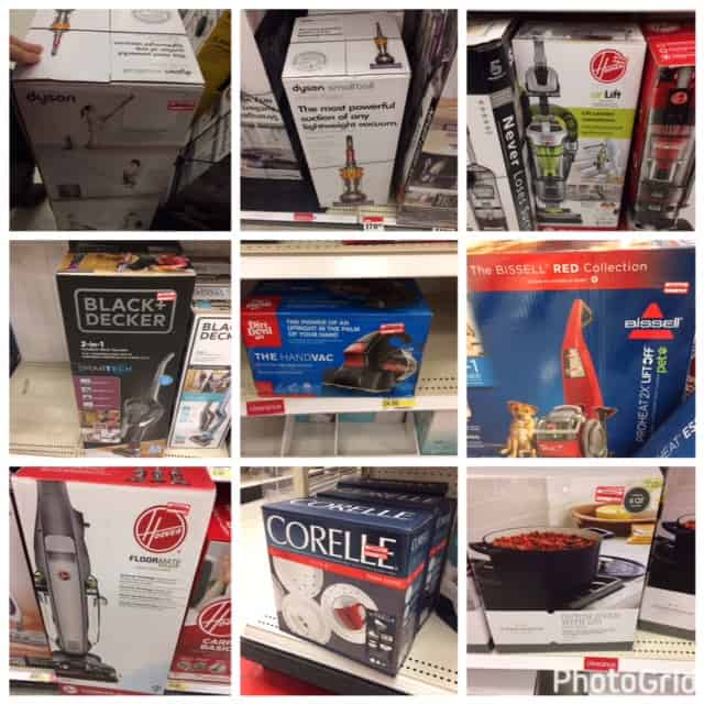 Target Clearance Dyson Hoover Vacuums Wall Art Toys