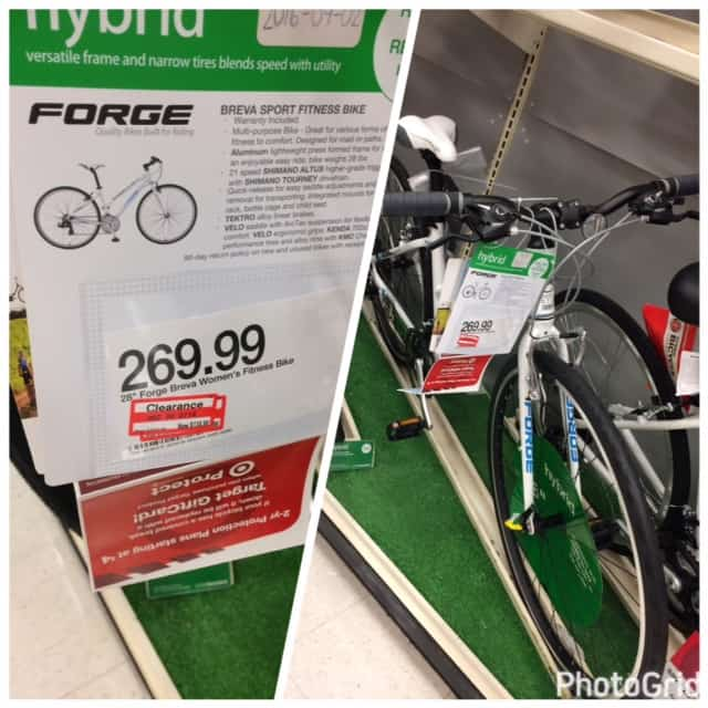 Schwinn And Forge Bike Clearance 50 Off Passionate Penny Pincher