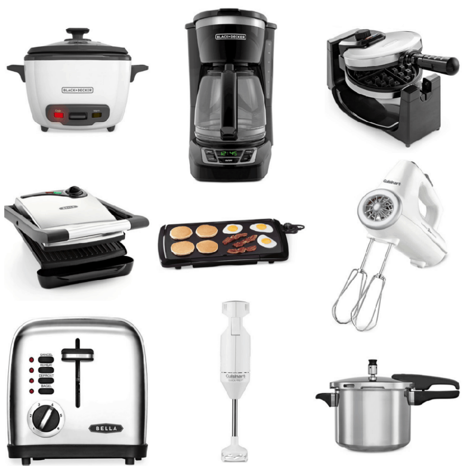 Macy\'s: Kitchen Appliances Only $9.99 after Rebate (+ Pyrex Deals ...