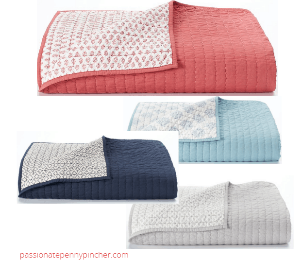 Kohl's Home Sale | Big One Pillows $1.40 Shipped, Reversible ... : kohls bedding quilts - Adamdwight.com