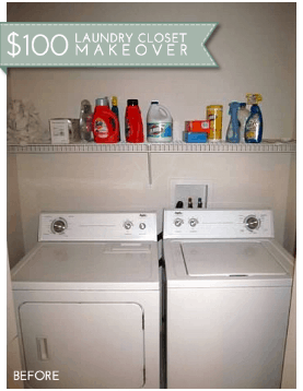 Next 20 Days Series Were Sharing Inspiring Tips Tricks And Items To Make Your Laundry Room More Functional Attractive On A Penny Pinched Budget