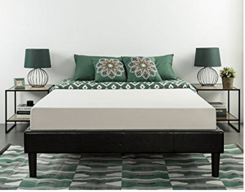 "Zinus 12"" Queen Size Green Tea Memory Foam Mattress ONLY $179 Shipped!! 