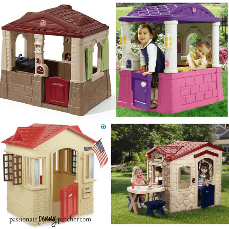 Walmart Kidkraft Wooden Playhouse 18998 Reg 325
