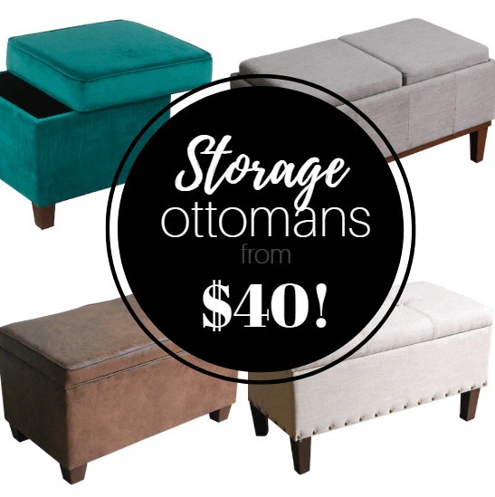 Strange Kohls Storage Ottomans And Benches From 40 Shipped After Ncnpc Chair Design For Home Ncnpcorg