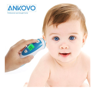 Ankovo Forehead and Ear Thermometer1