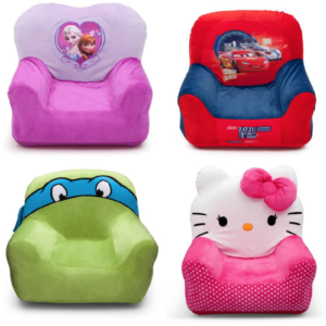Delta Children Character Club Chairs