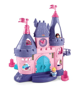 Fisher-Price Disney Princess Little People Songs Palace
