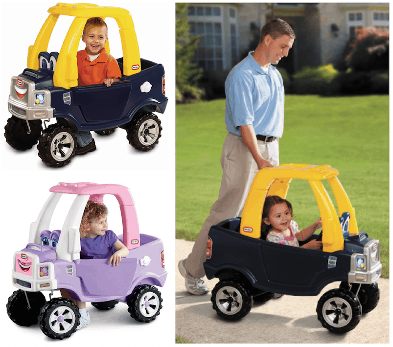 Little Tikes Cozy Truck 5799 Regularly 9699 Passionate Penny