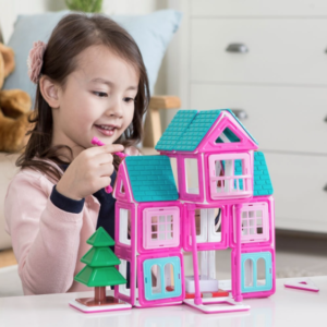 Magformers 64-Piece Sweet House Set