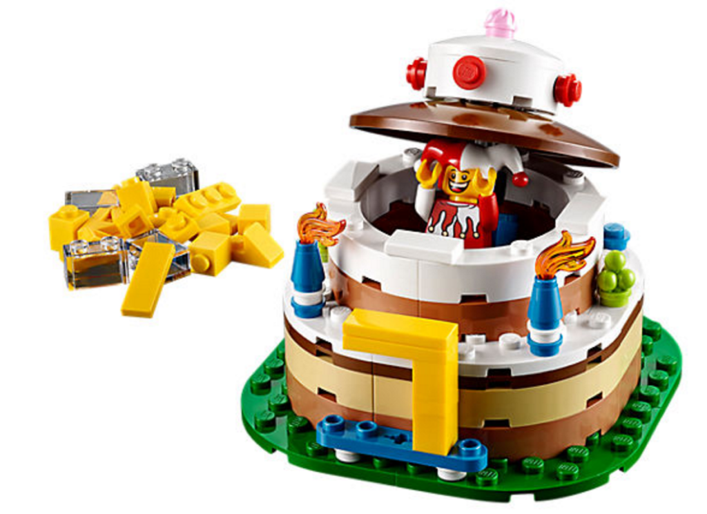 Lego Cake Topper Just $4 99 (Regularly $9 99!)