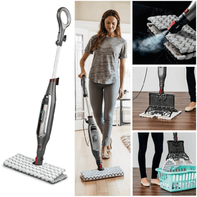 Lowest Price Shark Genius Steam Pocket Mop System