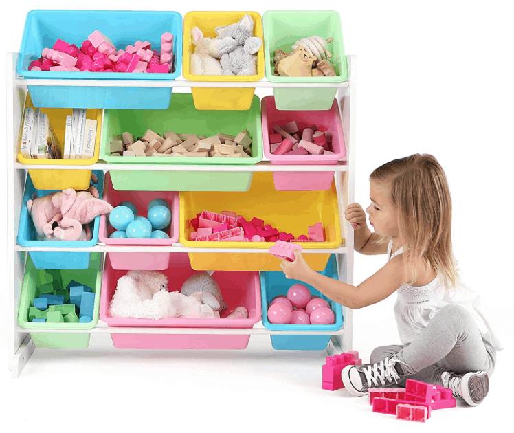 Tot Tutors Kids Toy Storage Organizer 32 77 Passionate Penny Pincher