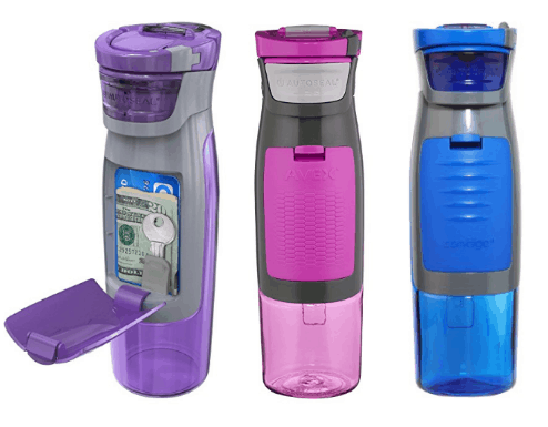 Kangaroo Water Bottle With Storage Compartment Only 10 18