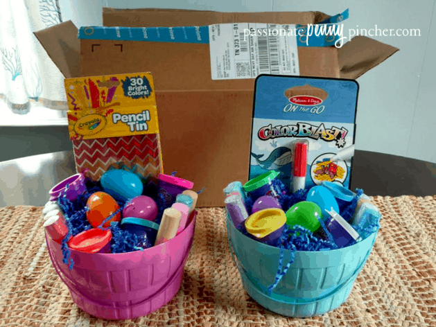 10 amazon easter basket fillers 10 basket ideas passionate easter is creeping up on us and that means its time to start thinking about the kids easter baskets negle Gallery