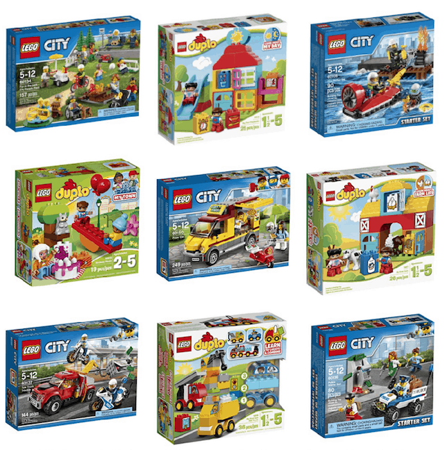 Select LEGO Sets Buy One Get One 40% Off!   Passionate Penny Pincher