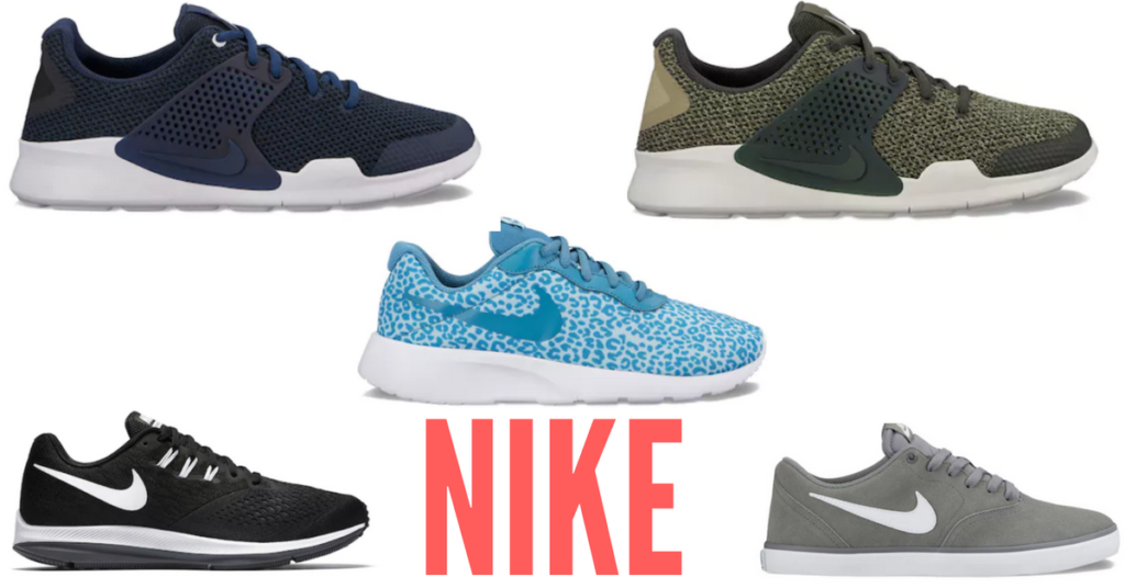 Kohl s NIKE Clearance - Shoes 50% OFF!  8379d9f18
