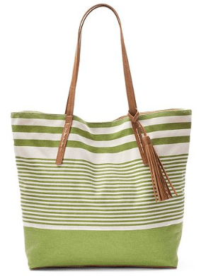 Kohl's | SONOMA Canvas Beach Tote $12.60, Converse only $26 ...