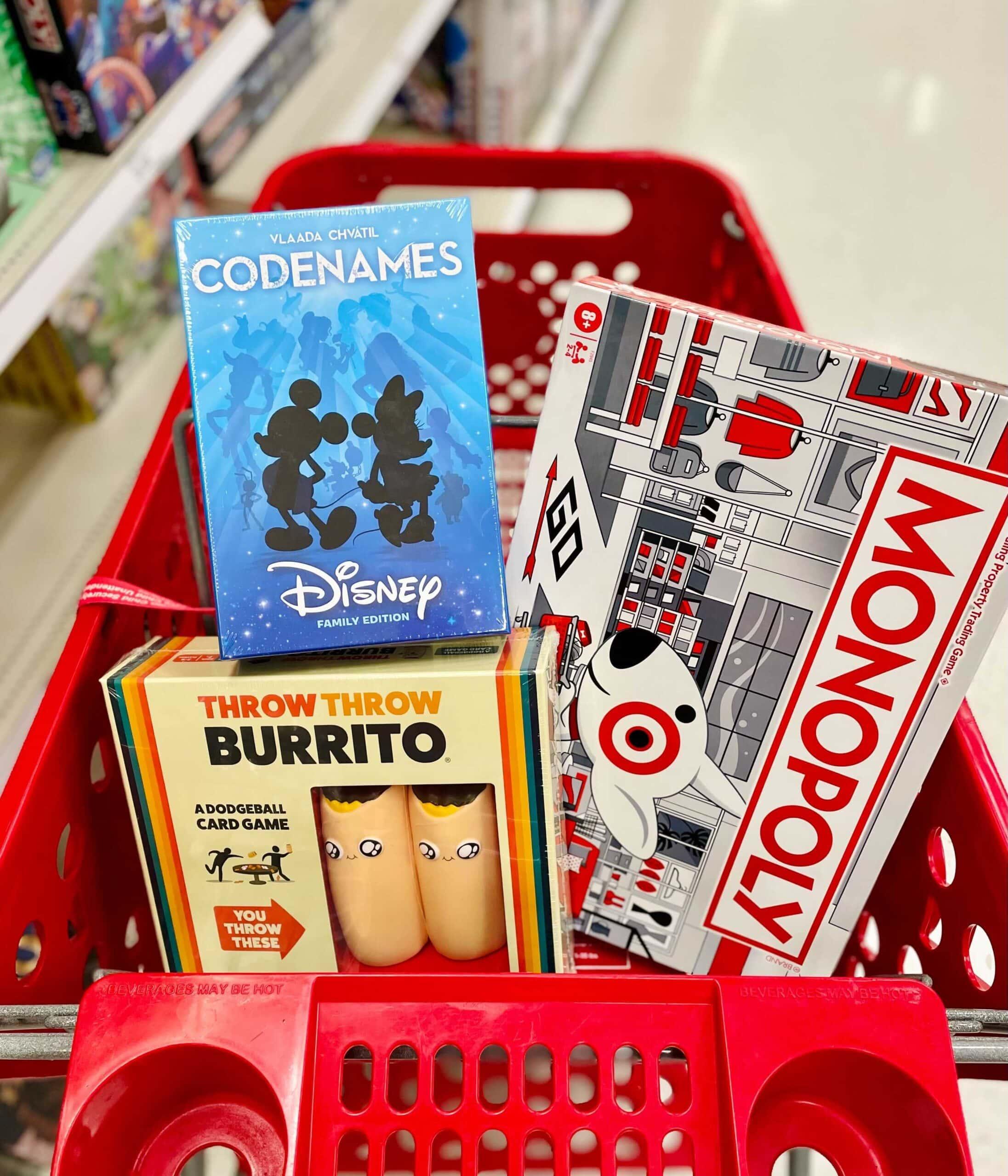 target board games