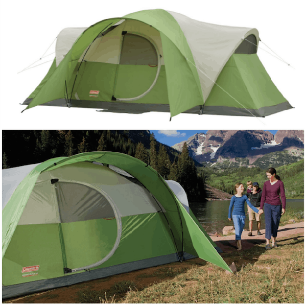 Remember that pricing on Amazon is subject to change at any time.  sc 1 st  Passionate Penny Pincher & Coleman Montana 8-Person Tent $79 (Lowest Price) | Passionate ...
