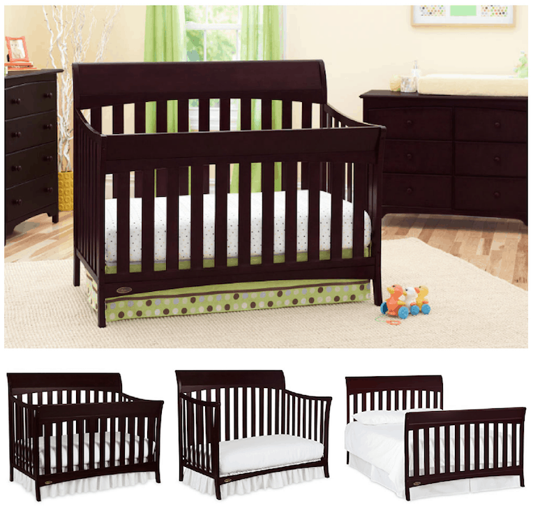 Graco Convertible Crib 86 65 Lowest Price Passionate