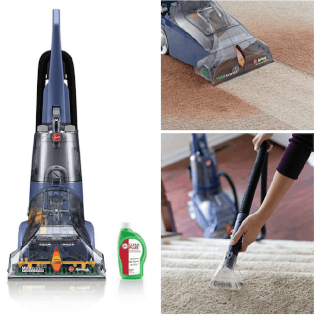 hoover max extract pressure pro carpet deep cleaner lowest price passionate penny. Black Bedroom Furniture Sets. Home Design Ideas