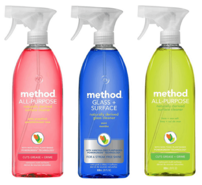 Target Method Cleaning Items 1 84 Each Shipped To Your Door Last Day