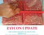 Zaycon Update: Chicken Just $1.51 Per Pound, Ground Beef $2.15 Per Pound
