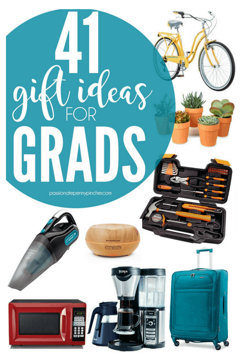 Graduation Gift Ideas For (Pretty Much!) Every Graduate