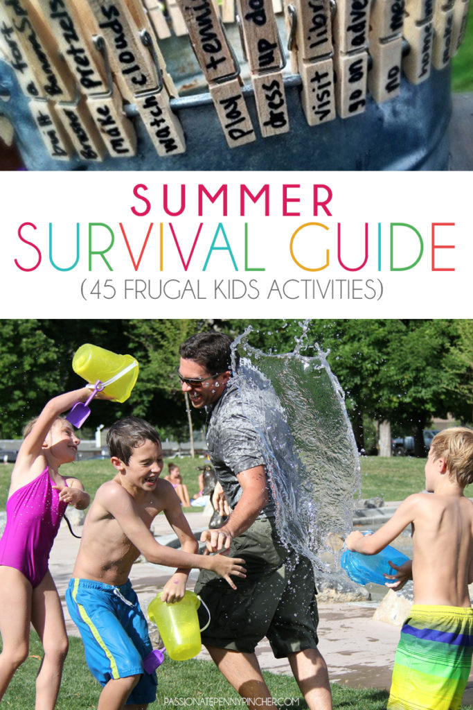 fun things to do with kids this summer