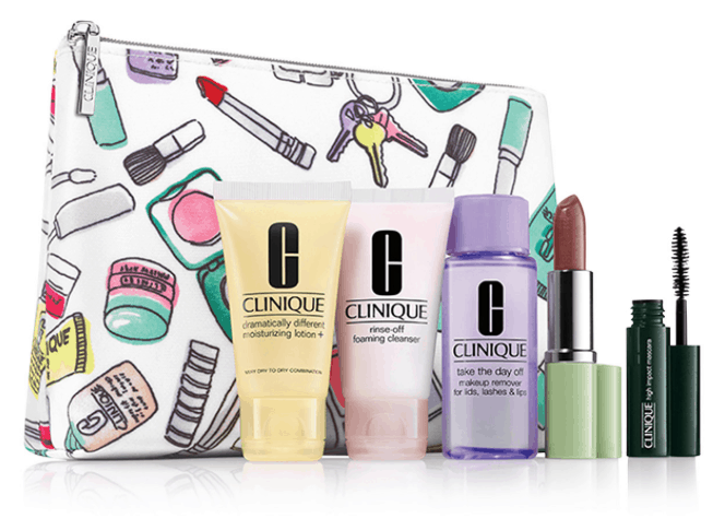 Macy's | Clinique All-Stars 6-Piece Set $10 (Shipped!) + Free $10 Credit | Passionate Penny Pincher