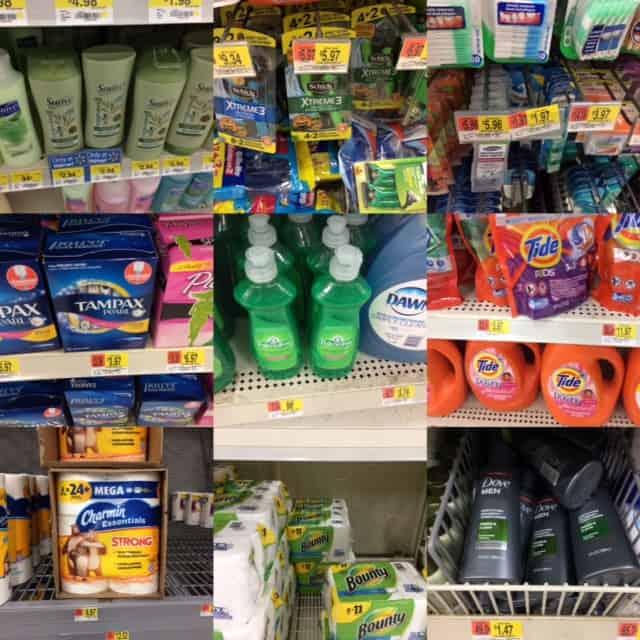 Wal Mart Top Deals (Plus Score 14 Items for $.30 Scenario)   Passionate Penny Pincher