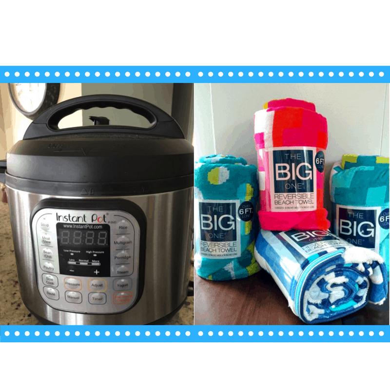 KOHLS 4th of July Deals | Instant Pot, Shark Vacuum, Beach Towels ...