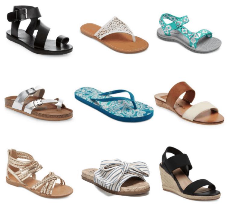 b59de9824 Target  Extra 25% Off Women s Sandals