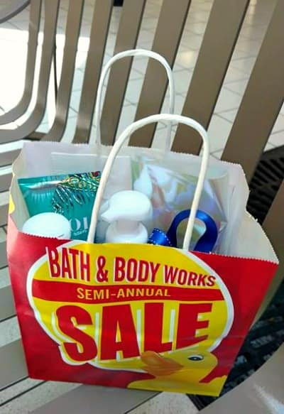 0a1aa4b876 7 Ways to Save at Bath Body Works Semi-Annual Sale