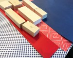 Super Simple Summer Craft: Reversible Wood Blocks DIY