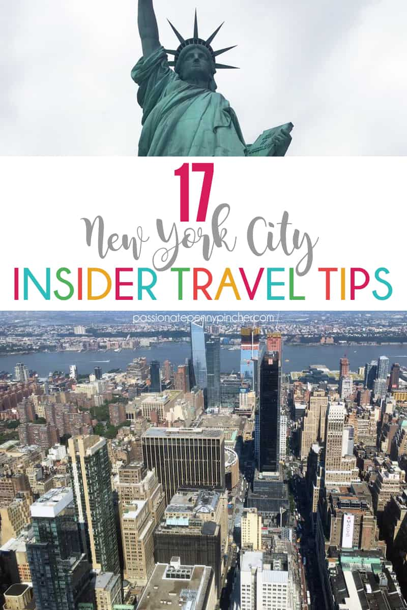 new york city insider travel tips
