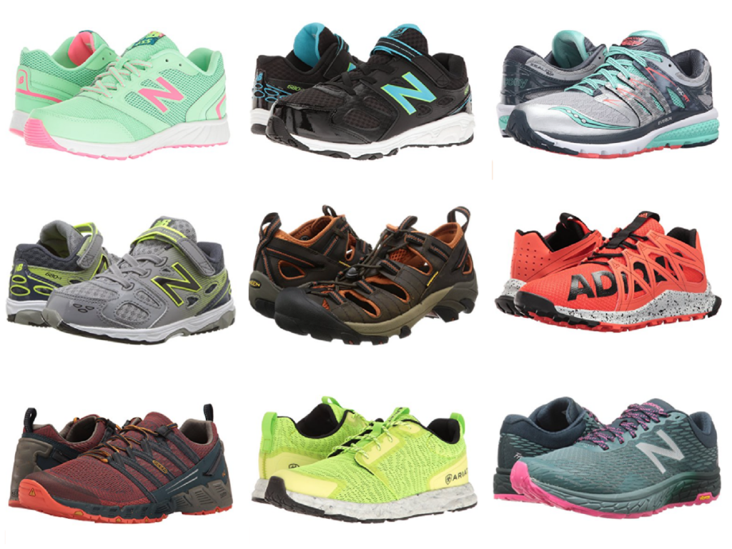 745c8ae4b8ed Up to 50% Athletic Shoes for the Whole Family!