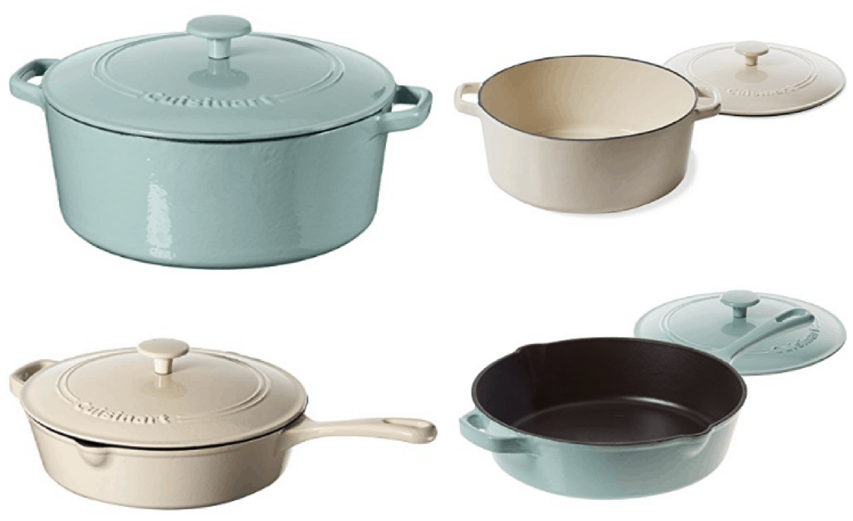 Up to 72% Off Cuisinart Cast Iron Cookware - Today Only ...