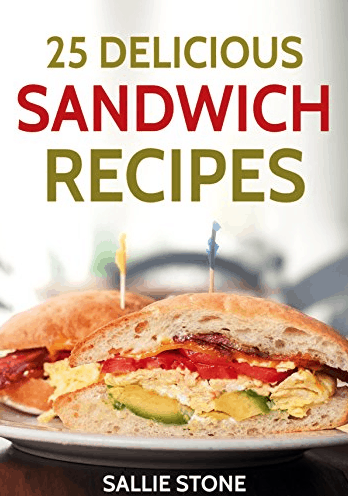 Free ebook download 25 delicious sandwich recipes passionate free ebook download 25 delicious sandwich recipes forumfinder Image collections