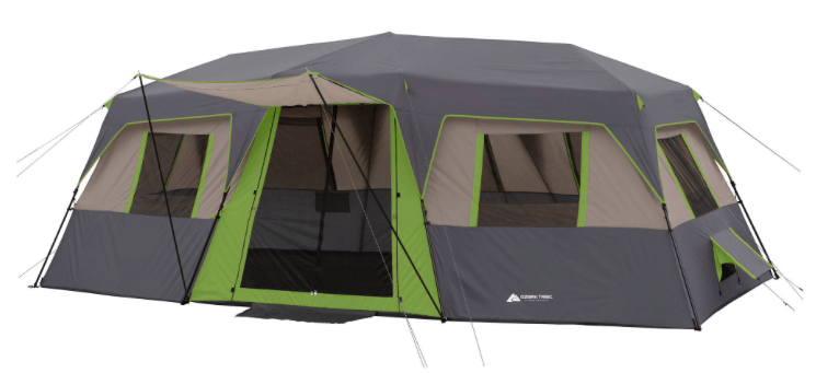 Ozark Trail 12 Person 20 X 10 Instant Cabin Tent 129