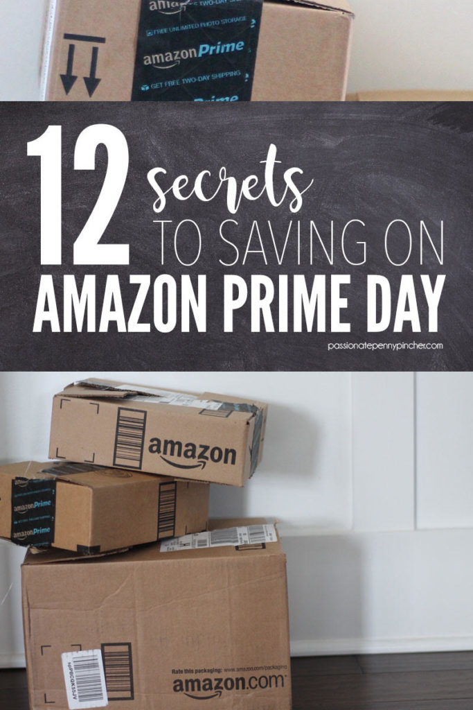 Amazon prime day coupon code